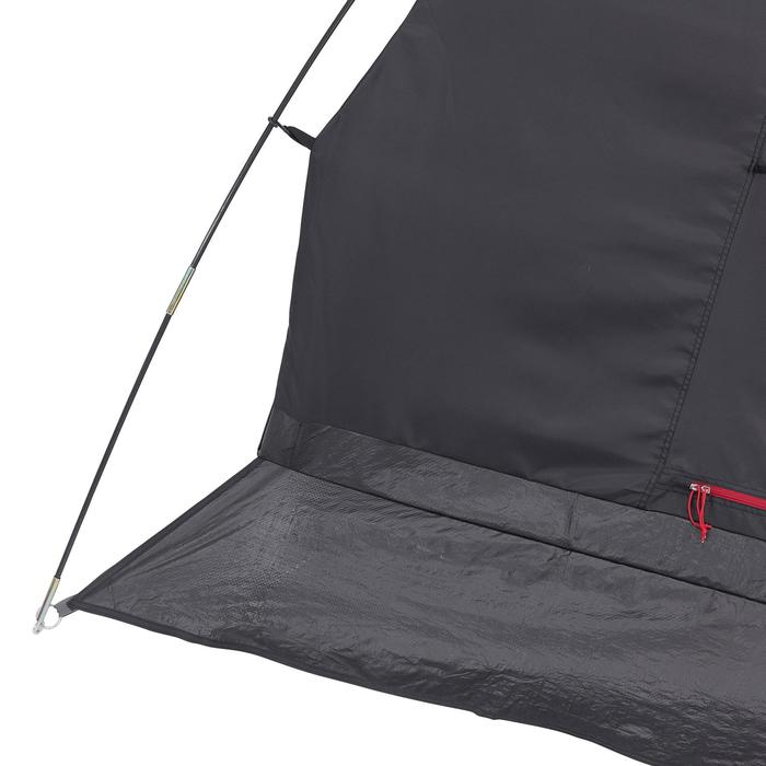 ARPENAZ 3 XL FRESH & BLACK camping tent | 3 persons white - 1259769