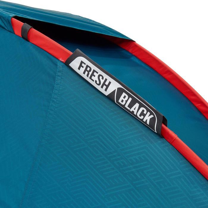 Tente de camping 2 SECONDS 2 XL FRESH&BLACK | 2 personnes blanche - 1259770