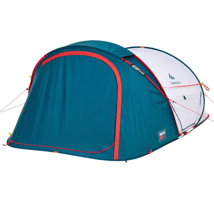 Tente de camping 2 SECONDS 2 XL FRESH&BLACK | 2 personnes blanche - 1259771