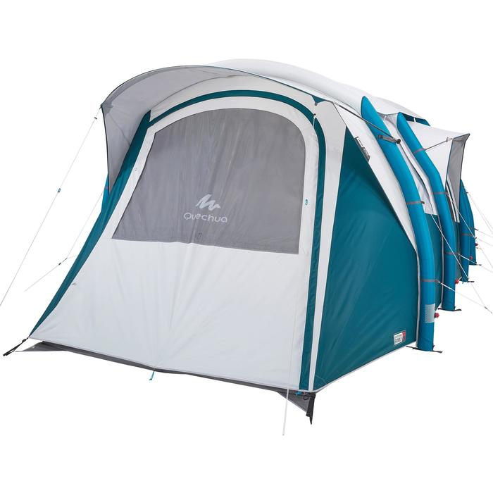 Tente de camping familiale Air seconds family 6.3 XL Fresh & Black I 6 personnes - 1259775