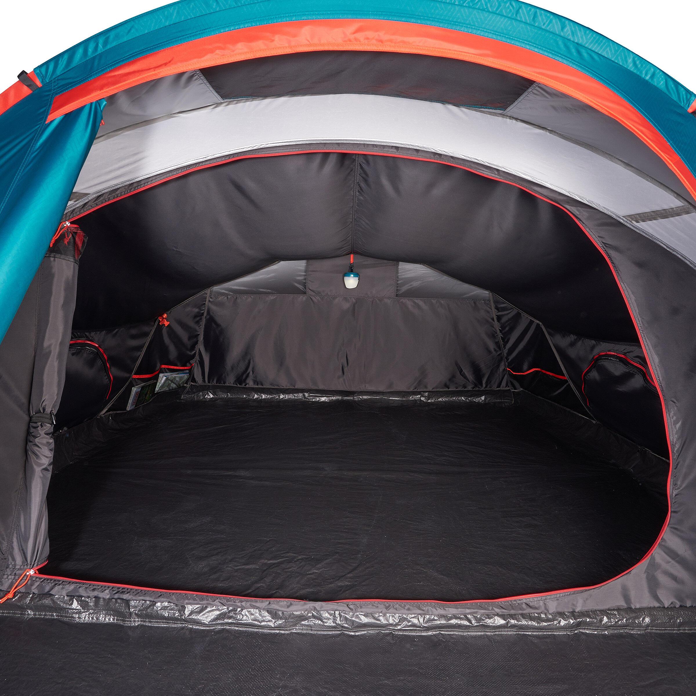 Chambre Pour Tente Quechua 2 Seconds 3 Xl Fresh Black Quechua Decathlon