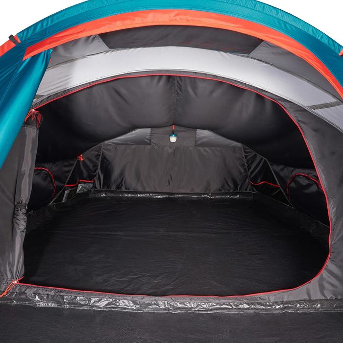 Slaapcompartiment voor Quechua-tent 2 Seconds 3 XL Fresh & Black