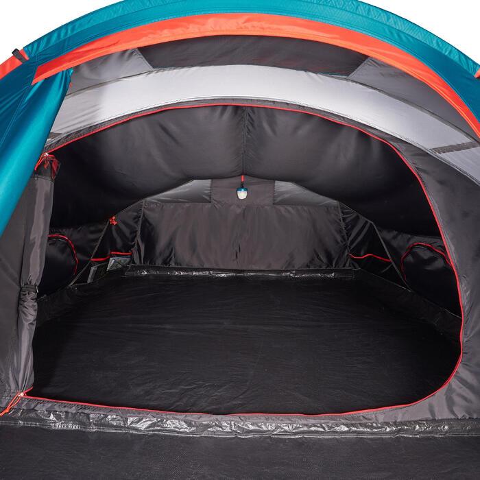 Tente de camping 2 SECONDS 3 XL FRESH&BLACK | 3 personnes blanche - 1259777