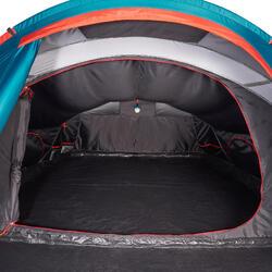 Slaapcompartiment voor Quechua-tent 2 Seconds 3 XL Fresh & Black