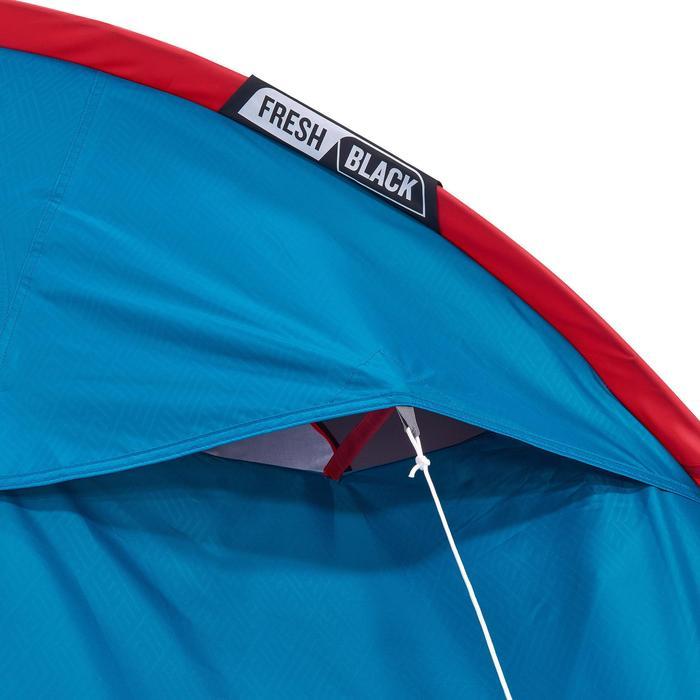 Tente de camping ARPENAZ 3 XL FRESH&BLACK | 3 personnes blanche - 1259779
