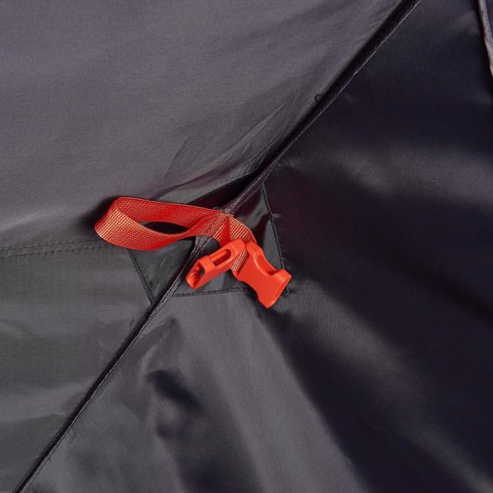 Tente de camping 2 SECONDS 3 XL FRESH&BLACK | 3 personnes blanche - 1259787