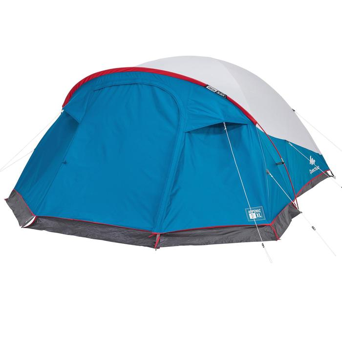 ARPENAZ 3 XL FRESH & BLACK camping tent | 3 persons white - 1259790