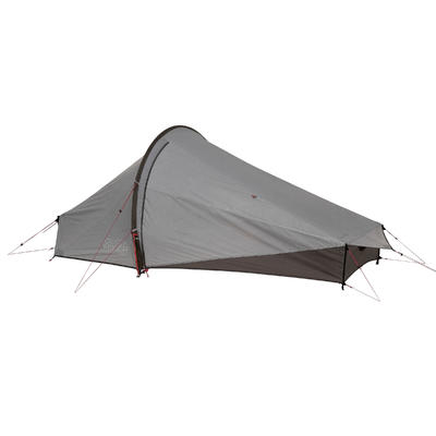 Carpa de excursionismo Quickhiker Ultralight 2 personas gris claro