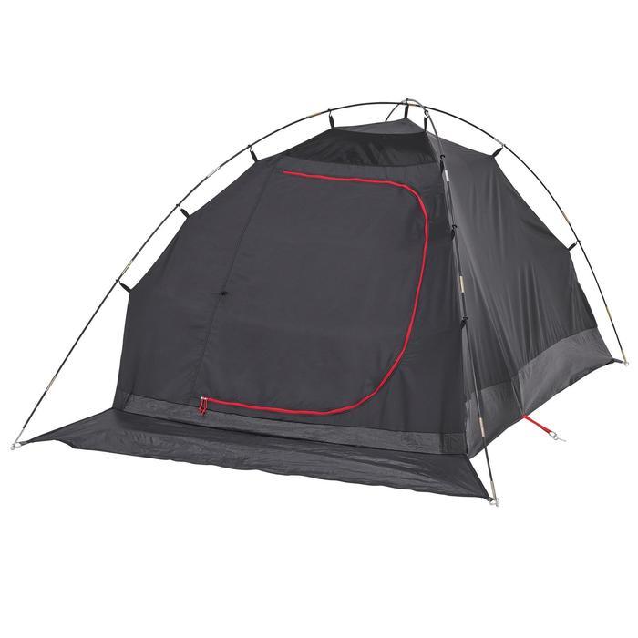 Tente de camping ARPENAZ 2 XL FRESH&BLACK | 2 personnes blanche - 1259811