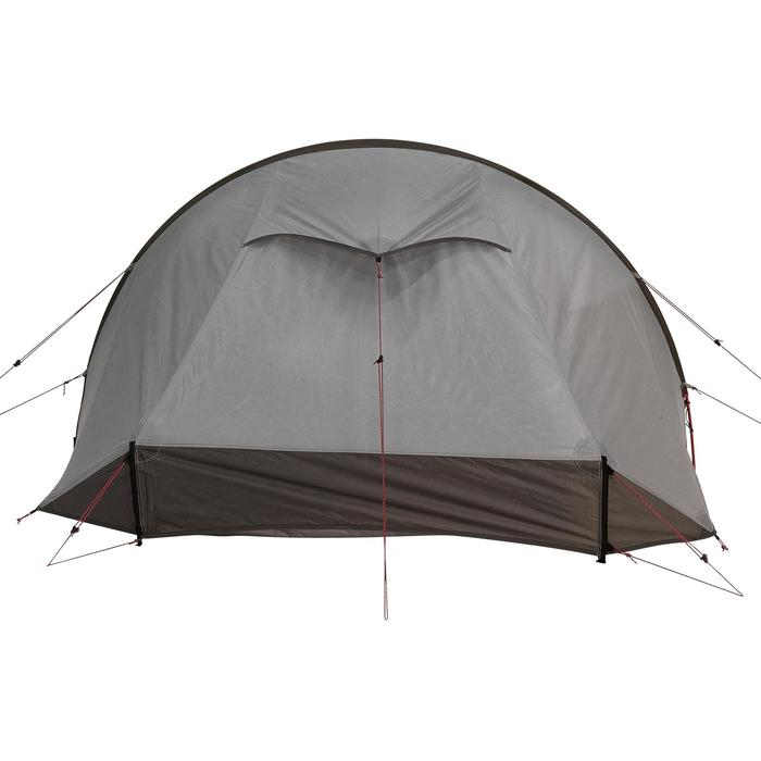 Tente de trek Quickhiker Ultralight 2 personnes gris clair - 1259818