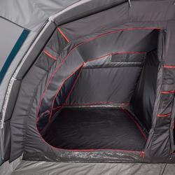 Kampeertent opblaasbaar AIR SECONDS 5.2 FRESH&BLACK   5 personen 2 slaapcabines