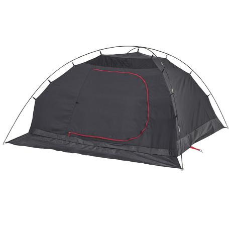 tente de camping arpenaz 3 xl fresh black 3 personnes blanche quechua. Black Bedroom Furniture Sets. Home Design Ideas
