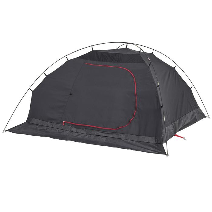 ARPENAZ 3 XL FRESH & BLACK camping tent | 3 persons white - 1259827
