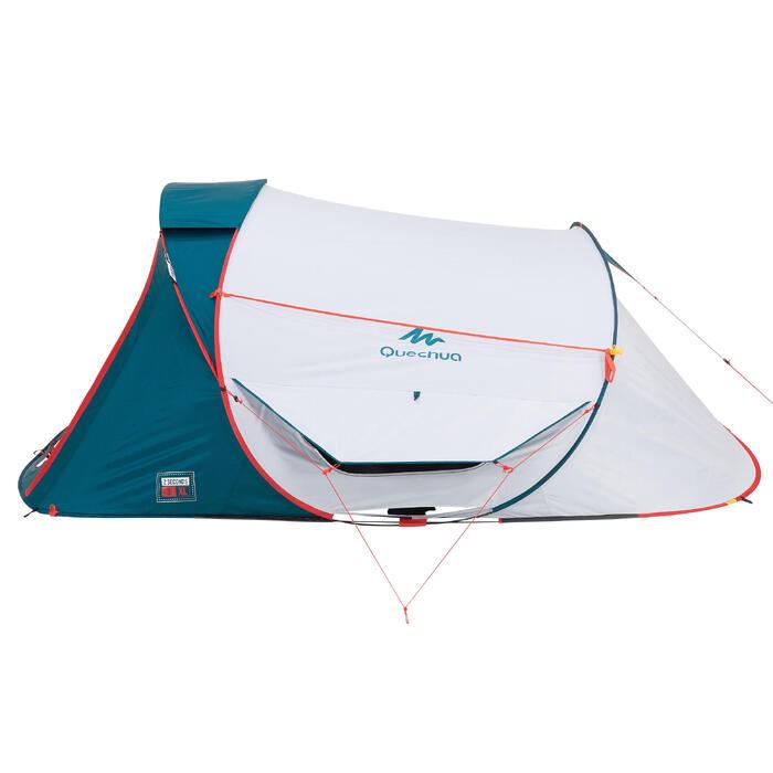 Tente de camping 2 SECONDS 3 XL FRESH&BLACK | 3 personnes blanche - 1259833