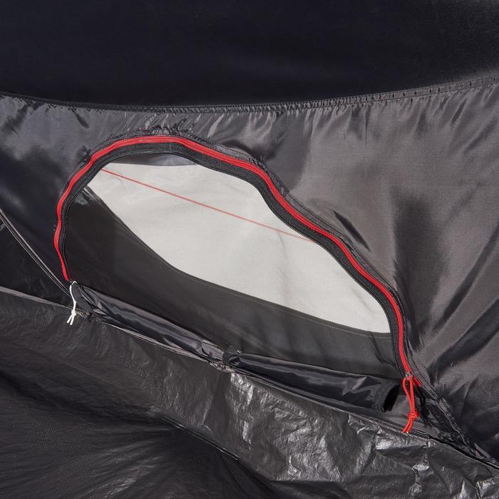 Tente de camping 2 SECONDS 3 XL FRESH&BLACK | 3 personnes blanche