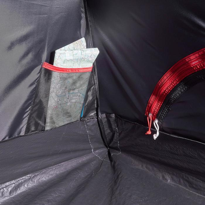 Tent | 2 Persoons | Blauw/Wit | Arpenaz XL Fresh & Black