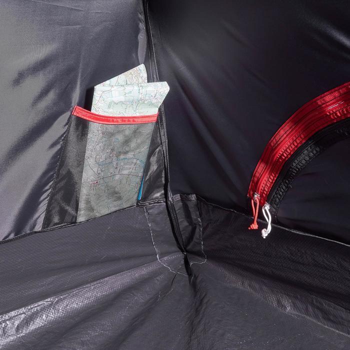 Tente de camping ARPENAZ 2 XL FRESH&BLACK | 2 personnes blanche - 1259840