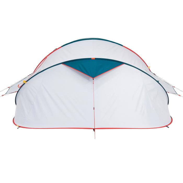 Tente de camping 2 SECONDS 3 XL FRESH&BLACK | 3 personnes blanche - 1259848