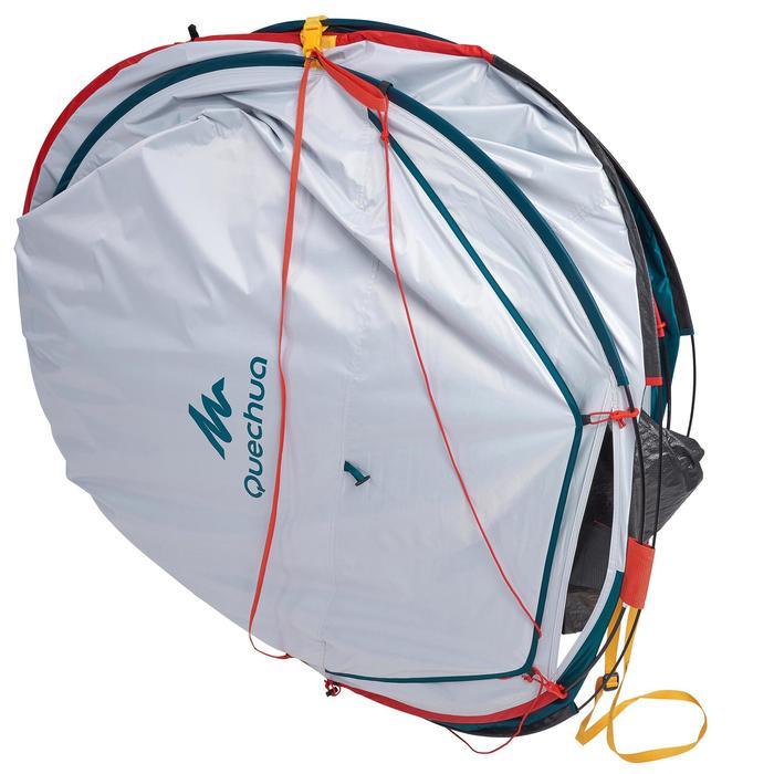 Tente de camping 2 SECONDS 2 XL FRESH&BLACK | 2 personnes blanche - 1259865
