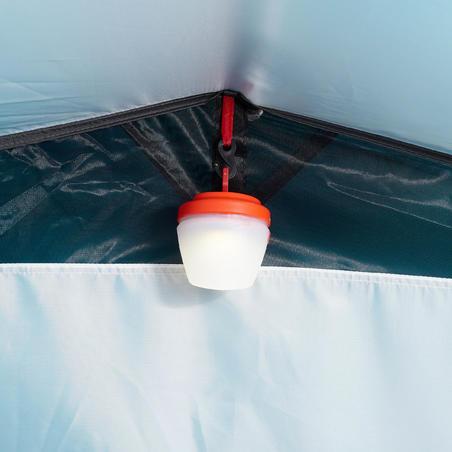 خيمة للتخييم | لشخصين - لون أزرق
