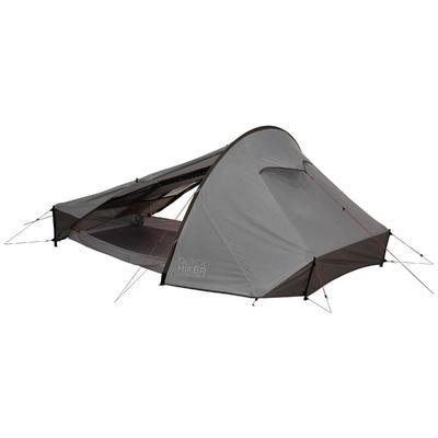 2 person trekking tent - Quickhiker Ultralight - light grey