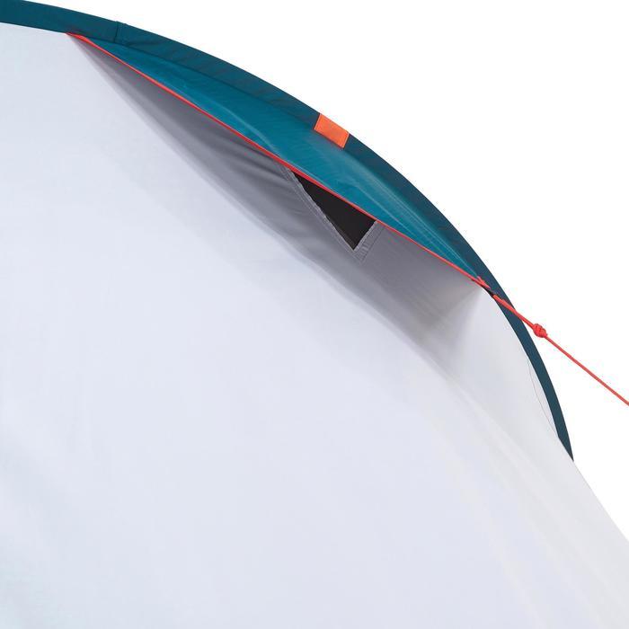 Tente de camping 2 SECONDS 2 XL FRESH&BLACK | 2 personnes blanche - 1259874