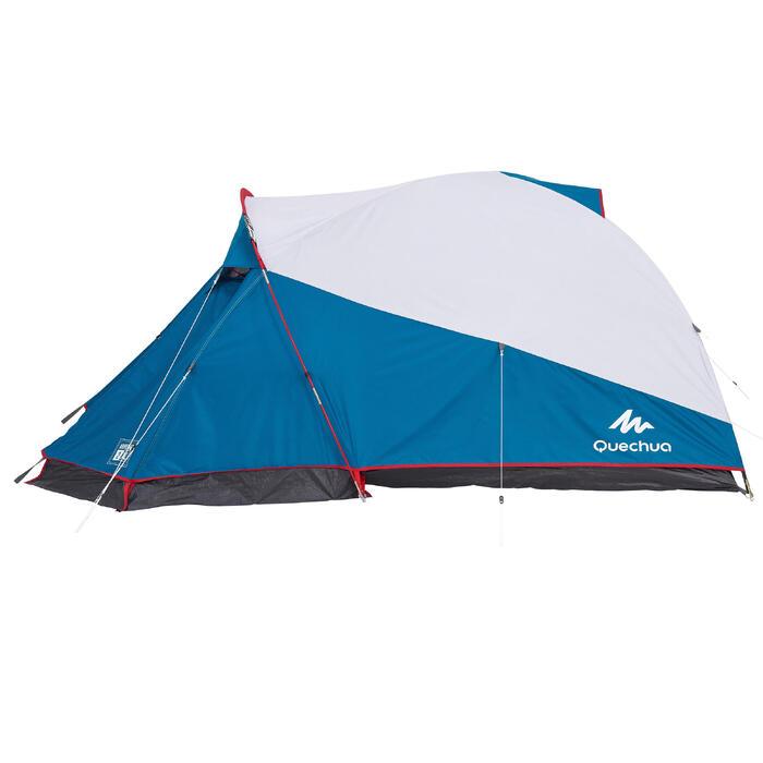 Tente de camping ARPENAZ 2 XL FRESH&BLACK | 2 personnes blanche - 1259875