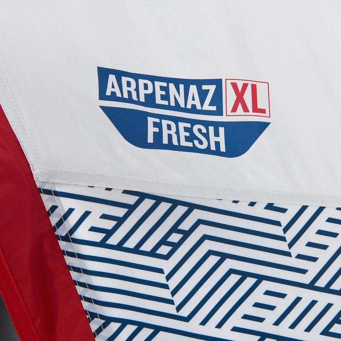 ABRI À ARCEAUX DE CAMPING ET RANDONNÉE - ARPENAZ COMPACT XL FRESH - 2 ADULTES