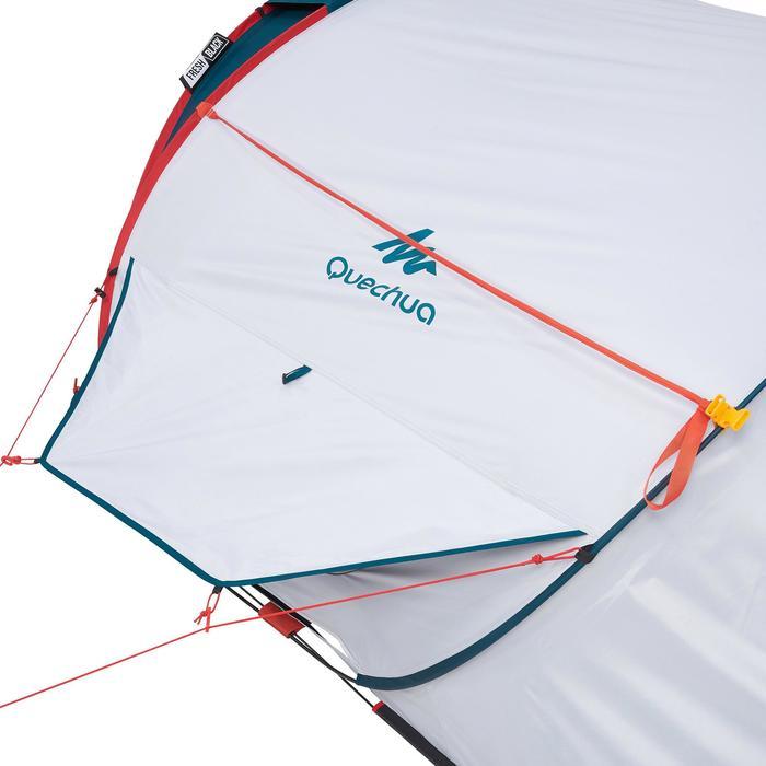 Tente de camping 2 SECONDS 3 XL FRESH&BLACK | 3 personnes blanche - 1259883