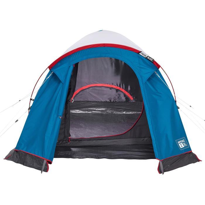 Tente de camping ARPENAZ 2 XL FRESH&BLACK | 2 personnes blanche - 1259885