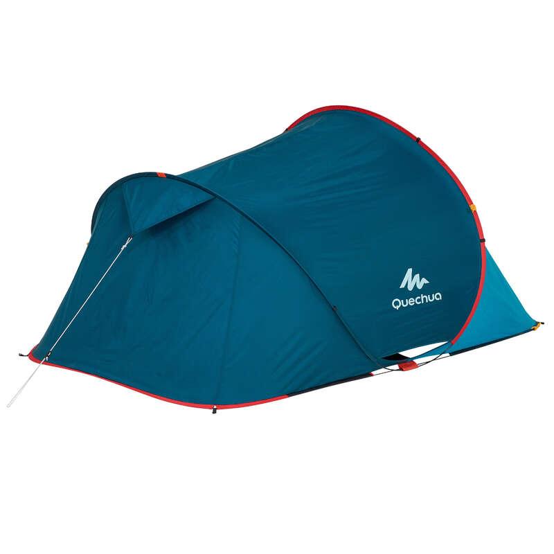 PEÇAS TENDAS SECOND Campismo - Duplo teto 2 SECONDS 2 azul QUECHUA - Tendas de Campismo