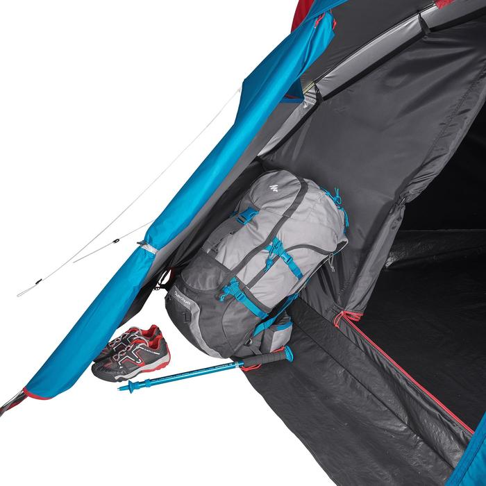 Tente de camping ARPENAZ 3 XL FRESH&BLACK | 3 personnes blanche - 1259893
