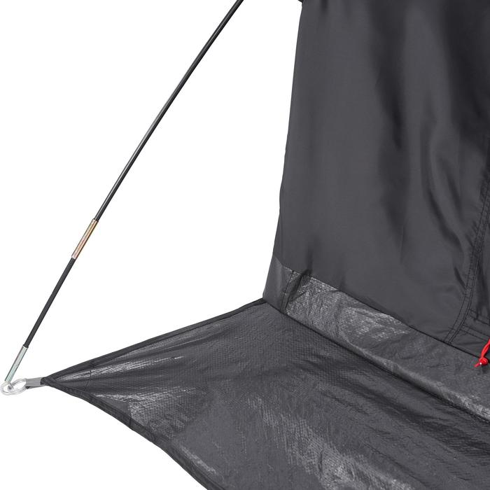 Tente de camping ARPENAZ 2 XL FRESH&BLACK | 2 personnes blanche - 1259896