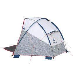 Refugio Grande Camping Fresh Impermeable Varillas