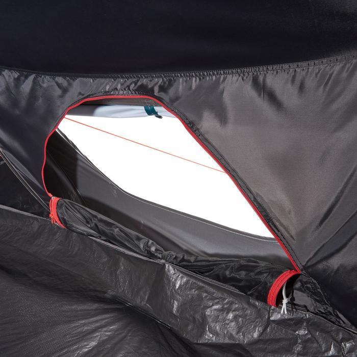 Tente de camping 2 SECONDS 3 XL FRESH&BLACK | 3 personnes blanche - 1259908