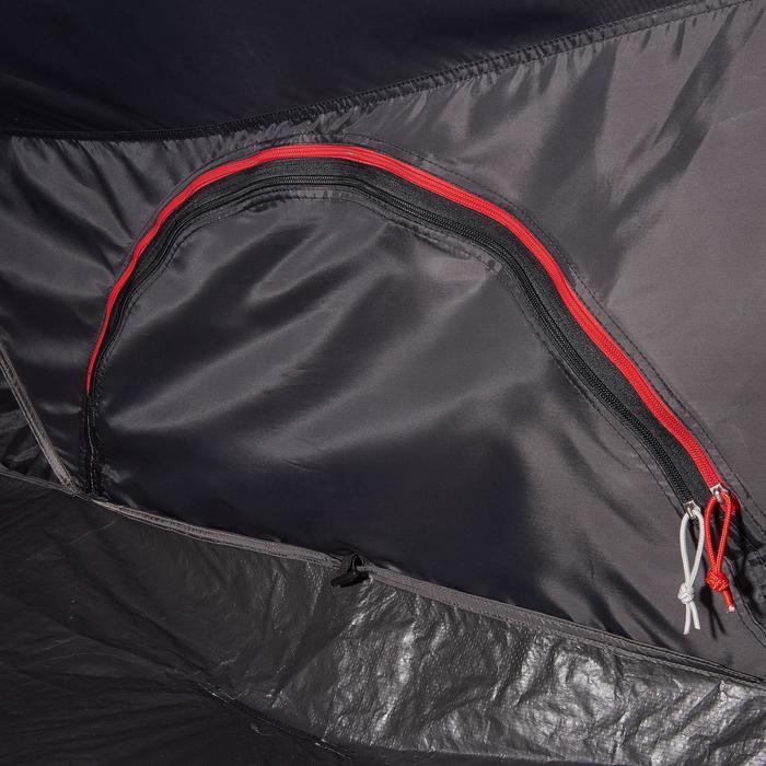 Tente de camping 2 SECONDS 2 XL FRESH&BLACK | 2 personnes blanche - 1259911