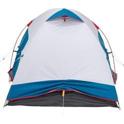 Tente de camping ARPENAZ 2 XL FRESH&BLACK | 2 personnes bleu et blanc