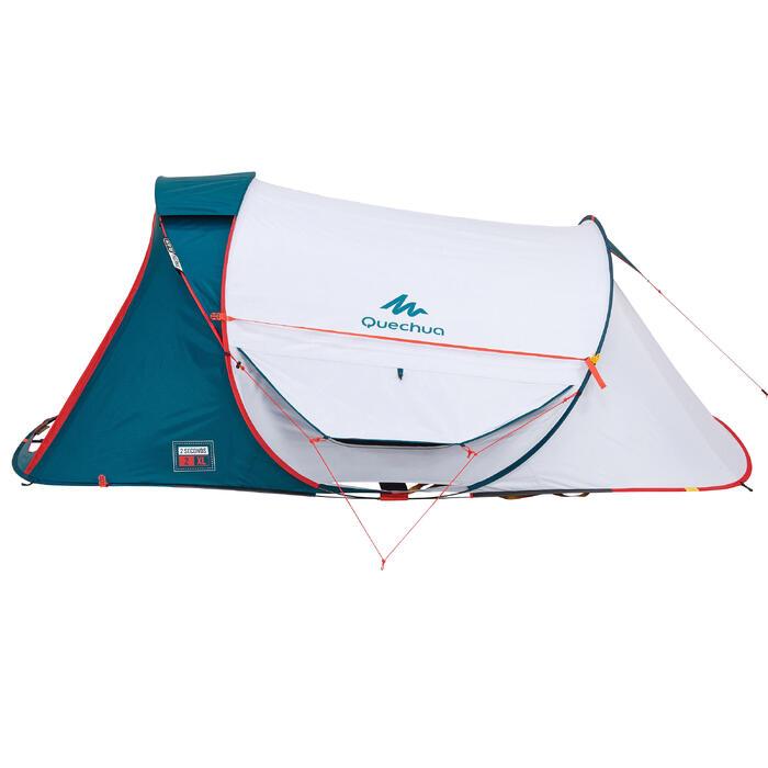 Tente de camping 2 SECONDS 2 XL FRESH&BLACK | 2 personnes blanche - 1259920