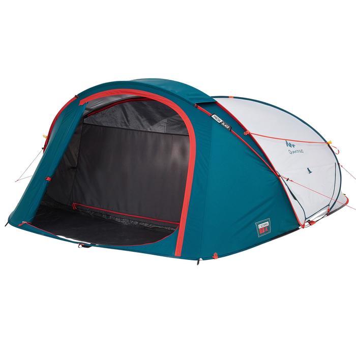 Tente de camping 2 SECONDS 3 XL FRESH&BLACK | 3 personnes blanche - 1259922