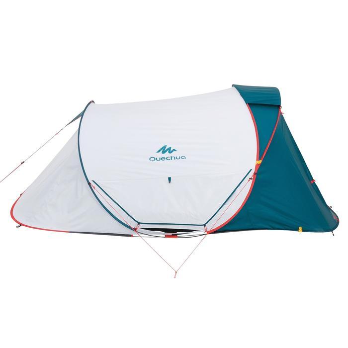 Tente de camping 2 SECONDS 3 XL FRESH&BLACK | 3 personnes blanche - 1259926