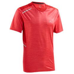 T-shirt hardlopers Run Dry+ rood