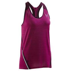 CAMISETA SIN MANGAS JOGGING MUJER RUN LIGHT ROSA