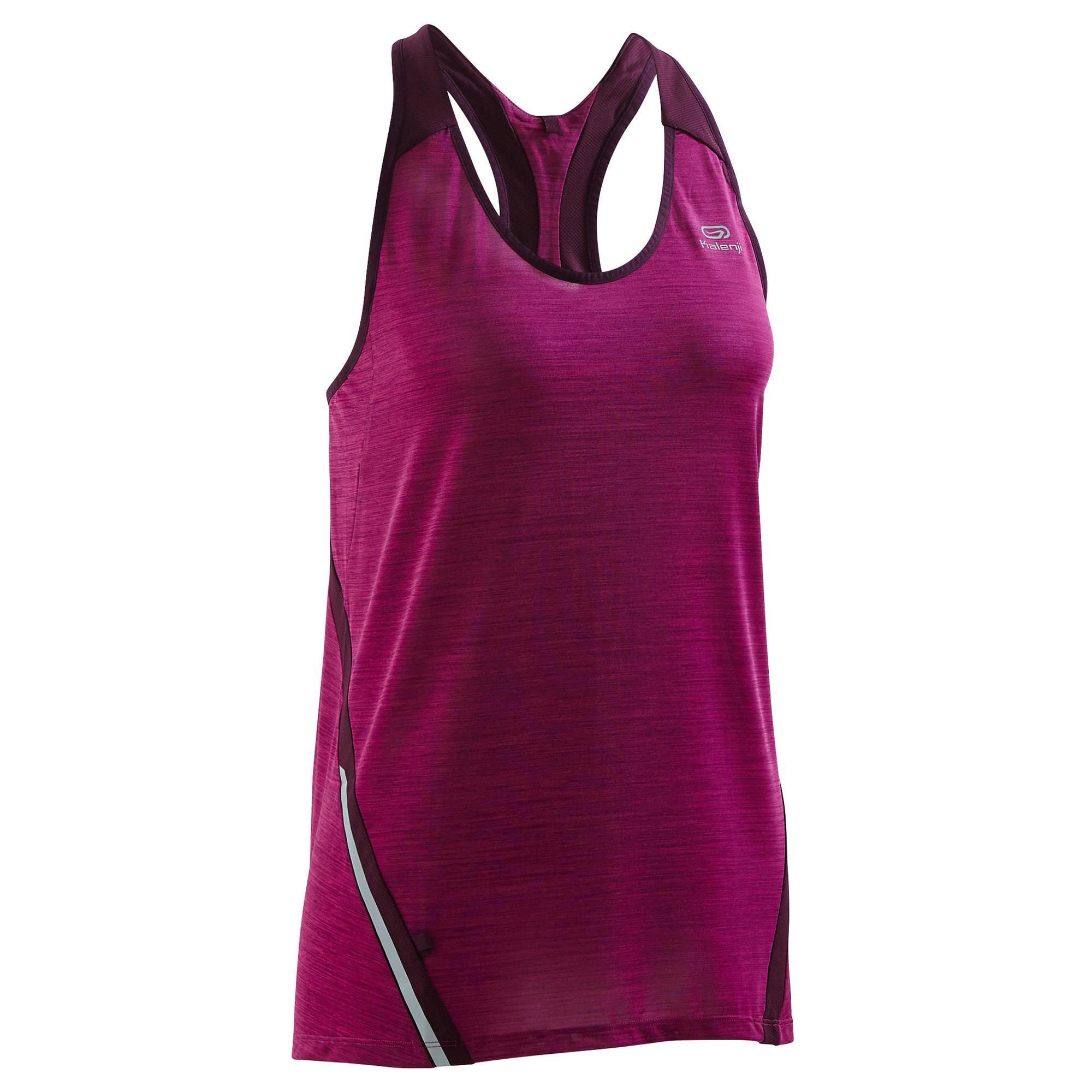 Copaya Damestop voor jogging Run Light roze