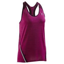 Damestop voor jogging Run Light roze