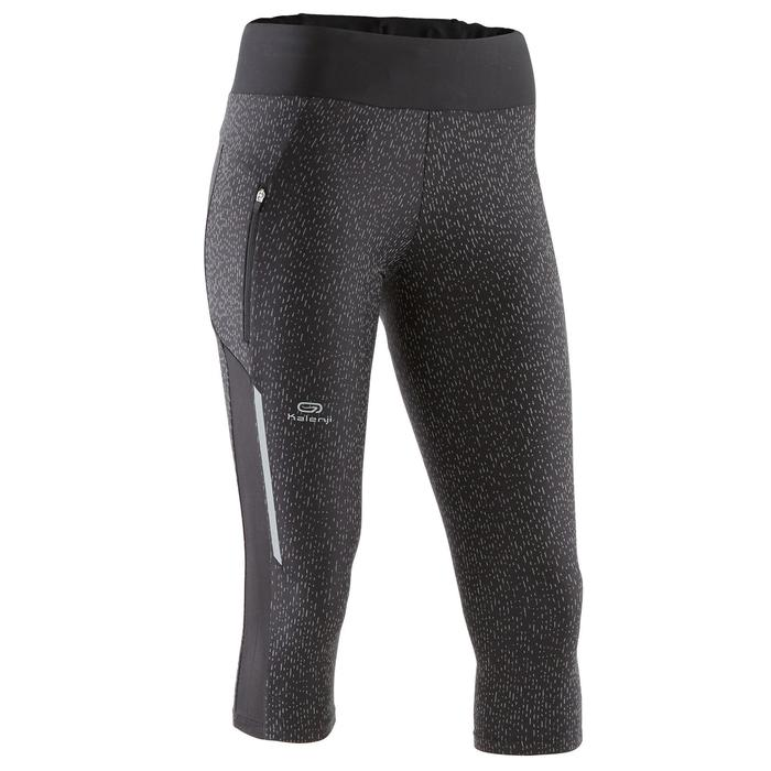 MALLAS DE RUNNING PARA MUJER RUN DRY+ REFLECT NEGRO