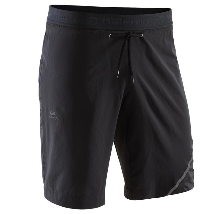 SHORT RUNNING RUN DRY + NOIR HOMME
