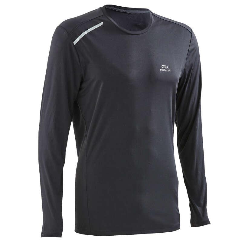 ABBIGLIAMENTO TRASPIRANTE UOMO RUNNING OCCASIONALE Running, Trail, Atletica - T-shirt uomo SUN PROTECT KALENJI - Running, Trail, Atletica