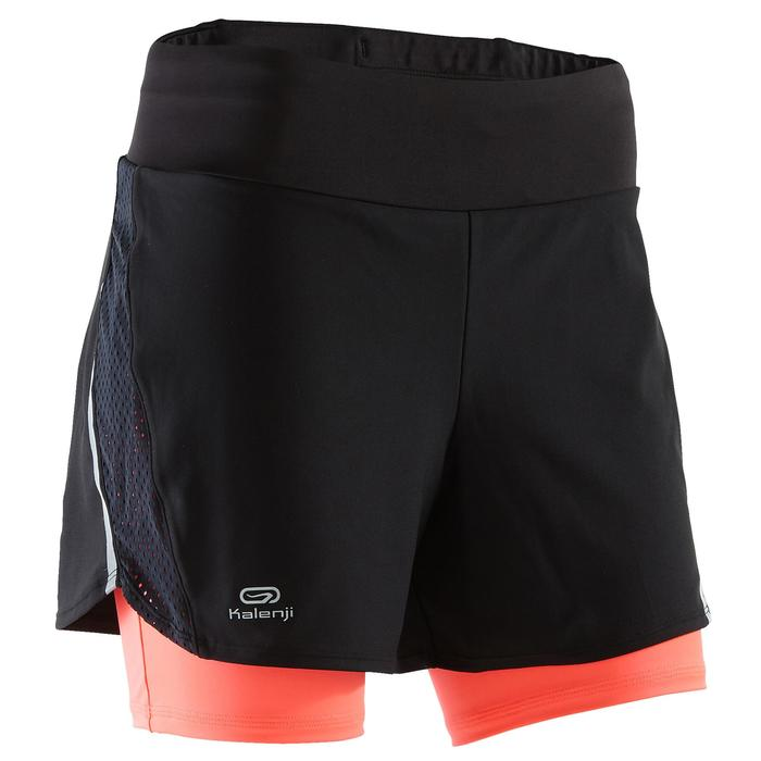 SHORT JOGGING FEMME RUN DRY+ 2 IN 1 - 1259963
