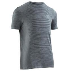 Kiprun Care T-shirt atletiek voor kinderen, grijs