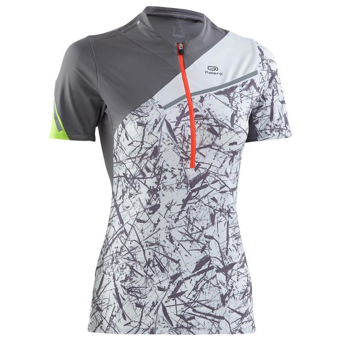 Tee shirt manches courtes perf trail running femme - 1260037